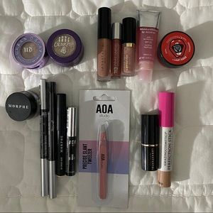 MAKE UP BEAUTY BUNDLE SET (15 ITEMS!!)